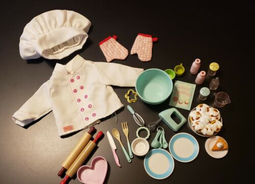 Our Generation Misc Baking Accessories - $9.50
