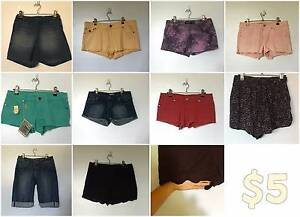 Shorts, nothing more than 15! Sizes 6-10 Strathfield Strathfield Area Preview