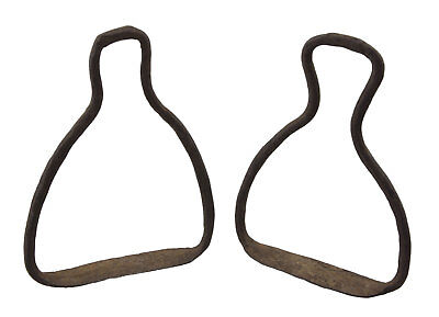 Calipers for Rider in Horse Ethnic Peul of Mali Art Equestrian African ML