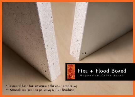 Fibre cement 18mm FF Board MGO Blue Board Fibre Cement FC sheet Burpengary Caboolture Area Preview