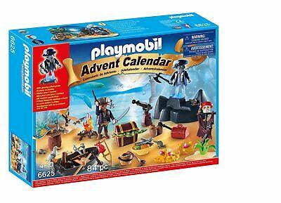 Playmobil Advent Calendar Pirate Treasure Island Playset