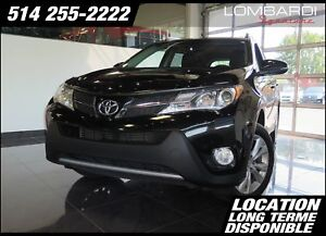 Toyota RAV4 Traction intégrale 4 portes Limited *RESERVED*