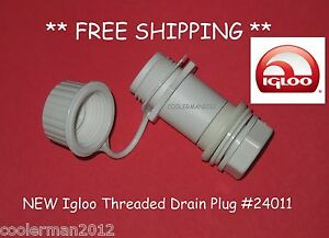 Cooler Drain Plug Ebay