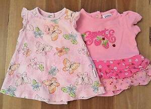 Size 000 Girls Summer Clothes Bundle Curl Curl Manly Area Preview