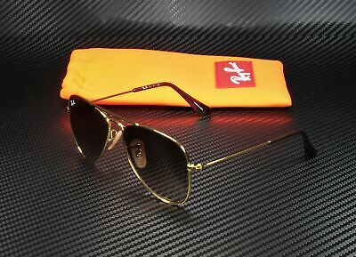 RAY BAN JUNIOR RJ9506S 223 13 Aviator Gold Brown Gradient 52mm Unisex (Ray Ban Aviators Sunglasses)