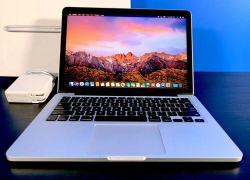 PREMIUM MacBook Pro 13 Retina / 3.3GHZ CORE i7 / 16GB RAM/ 512GB SSD / 2014-2015