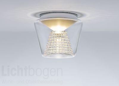 Annex Ceiling small Schirm klar/Reflektor Kristall  Uwe Fischer für Serien