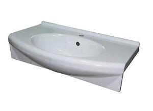 Lavandino bagno lavatoio lavello lavabo a incasso in - Lavandino bagno da incasso ...