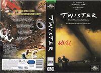 Twister (1996) Vhs Ex Noleggio -  - ebay.it