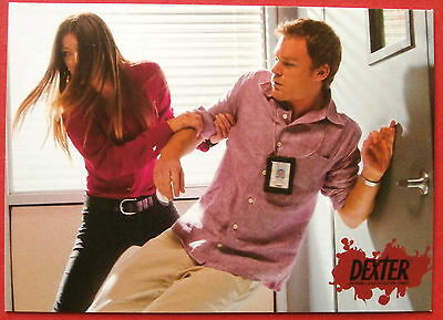DEXTER - Seasons 5 & 6 - Individual Trading Card #67 - The Massacre