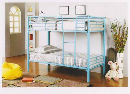 New Metal Bunks. Rent To Keep Option Available.
