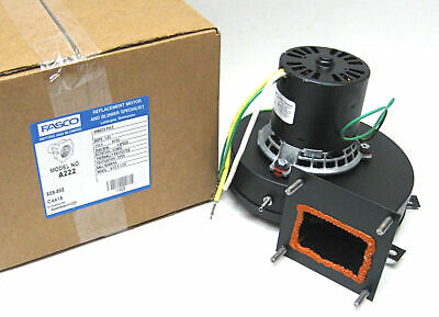 Fasco A222 Blower Motor Fits York 7021-8317 7021-7481