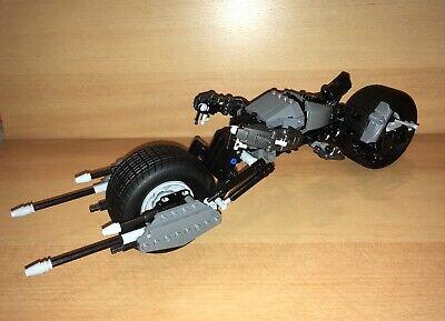 Lego VIP Exclusive BAT-POD Set 5004590 Custom 100% Complete Batman Dark Knight