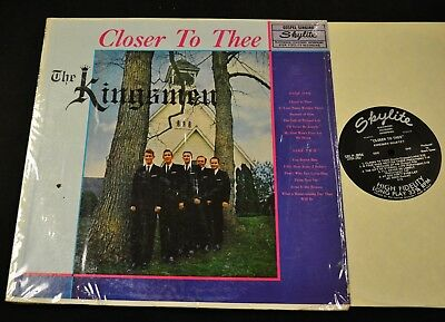 SOUTHERN GOSPEL LP The Kingsmen Skylite 5994 Closer To Thee