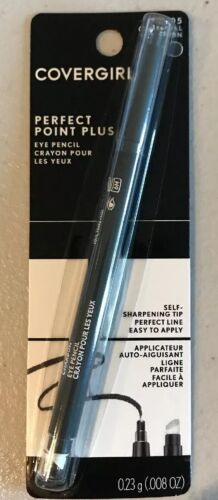 CoverGirl Perfect Point Plus Eye Liner Pencil Charcoal 205