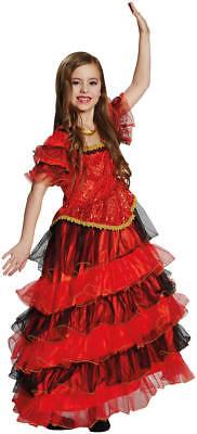 lloween Karneval Kostüm 104-152 (Halloween-kostüme Zigeunerin)