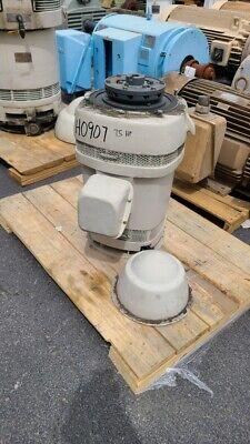 75 Hp Us Electric Ac Electric Motor 1800 Rpm Fr 365tp Wpibb 230460 V Eok