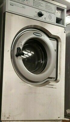 Wascomat W620 Front Load Washer 208240 3ph Sn 005950015728 Refurbished
