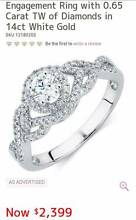 White Gold Engagement Ring Auburn Auburn Area Preview