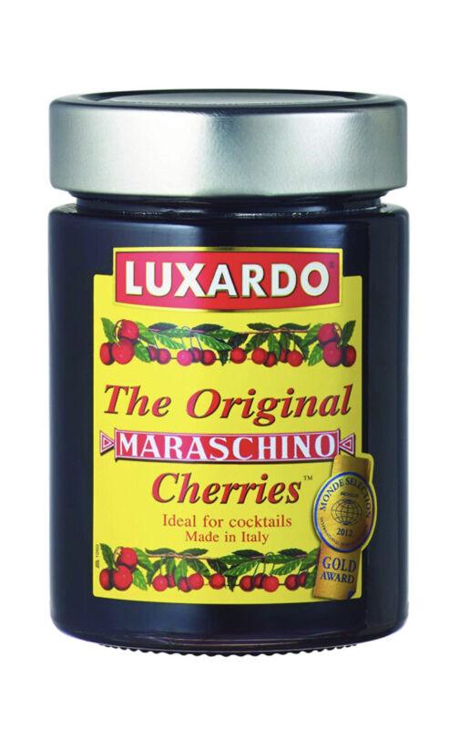 Luxardo Italian Maraschino Cherries In Marasca Syrup Jar Original Gourmet 12/24