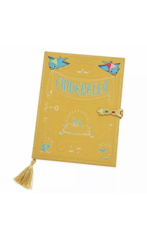 ❤️NEW Disney Classic Princess Replica Cinderella StoryBook Journal Notebook