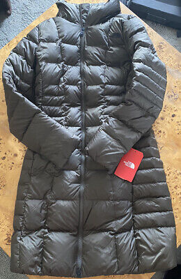 Womens The North Face Metropolis Parka 2 Standard Fit Jacket Coat Small New NWT
