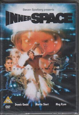 InnerSpace (1987) starring Dennis Quaid Meg Ryan New & Sealed UK R2 DVD