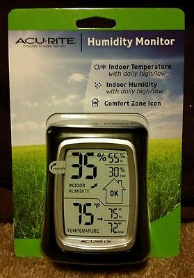Digital Humidity Temperature Gauge - Hatching Eggs Incubator Brooder