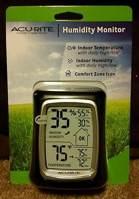 Digital Humidity Temperature Gauge - Hatching Eggs Incubator Brooder