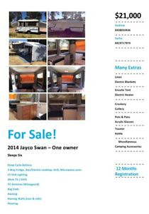 2014 Jayco Swan - One Owner / Excellent Condition