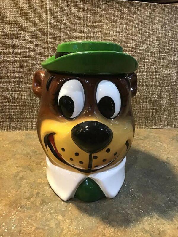 Yogi Bear Cookie Jar (Hanna-Barbera 1979)