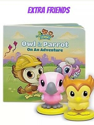 LeapFrog Learning Friends Play and Discover School Set Owl And Parrot Book (Leapfrog Learning Friends Play And Discover School Set)