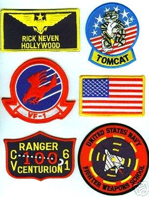 Kostüm Halloween Top Gun Rick Neven Hollywood Pilot Flight Suit - Top Gun Flight Kostüm