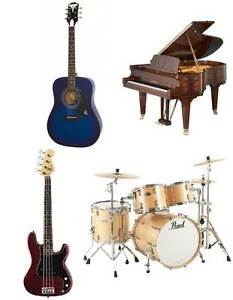 Singer forming a Guitar, Piano, Drum and Bass Quartet Beresfield Newcastle Area Preview