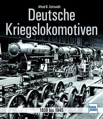 Fachbuch Deutsche Kriegslokomotiven 1939 bis 1945, Deutsche Reichsbahn Industrie