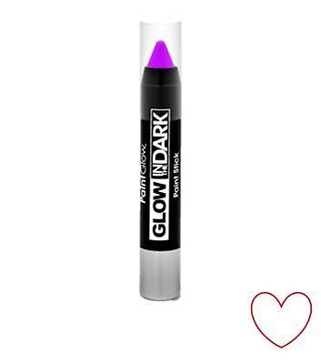 Gesicht Körper Farbe Party Stick Neon Make-Up Leuchtend Fest Club Glühend Al1h07
