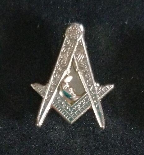 Jr. Deacon Officers Lapel pin Masonic Mason  Gold