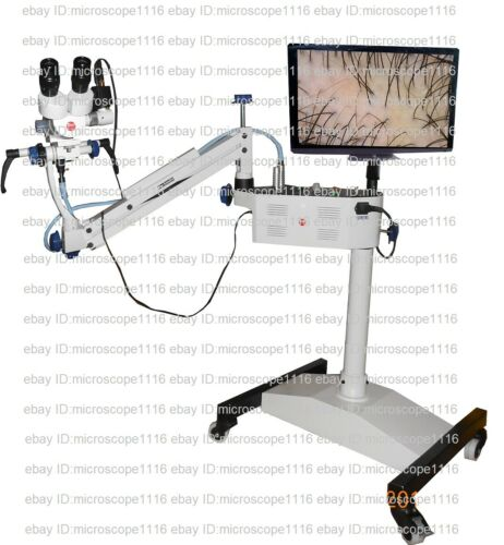 COLPOSCOPE, with Camera & LED Monitor