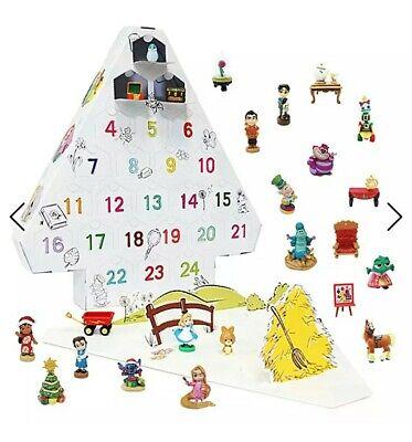 "Disney Store Animators' Collection ""Littles"" Advent Calendar 2020 BNIB"