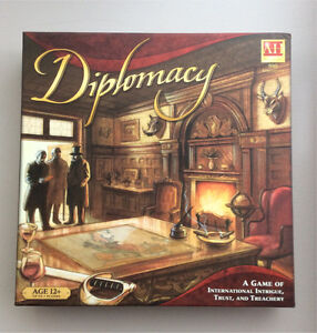 New Diplomacy Board Game