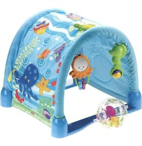 3 in 1 grow with me stages, tummy time and tunnel crawler