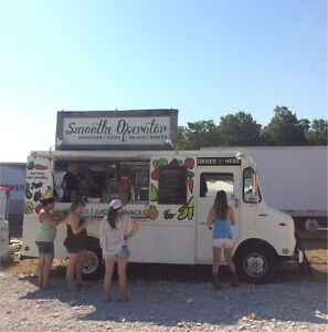 Food Truck - everything  included, road ready! Cambridge Kitchener Area image 1