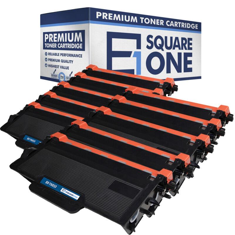 10PK TN850 Toner Cartridge For Brother TN820 Hl-L6200dw Mfc-L5800dw Mfc-L5850dw