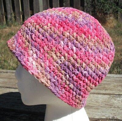 Головной убор Sweet Pastel Colors Crocheted