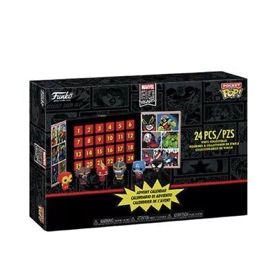 Funko Marvel 80 Years Pocket Pop! 24pc Advent Calendar 42752