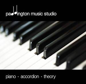 PADDINGTON MUSIC STUDIO   |   Piano - Accordion - Theory Paddington Eastern Suburbs Preview