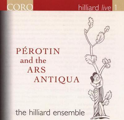 The Hilliard Ensemble - Pérotin and the Ars Antiqua