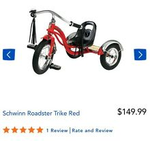 Schwinn Roadster Trike Red Lane Cove North Lane Cove Area Preview