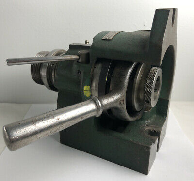 Used Tc 5c Collet Spin Indexer Made In Japan