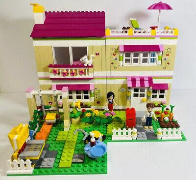 Lego Friends No. 3315 Olivia's House Near Complete